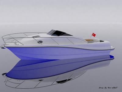 Sportif tekne tasarımı