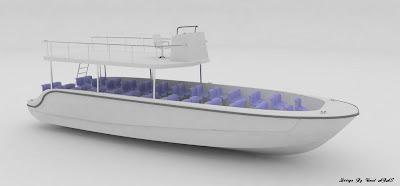 Fiber gezinti teknesi