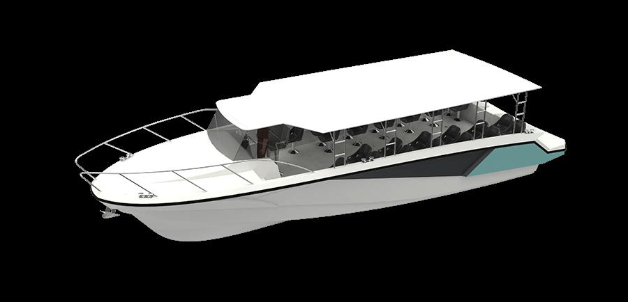 kabinli-tekne